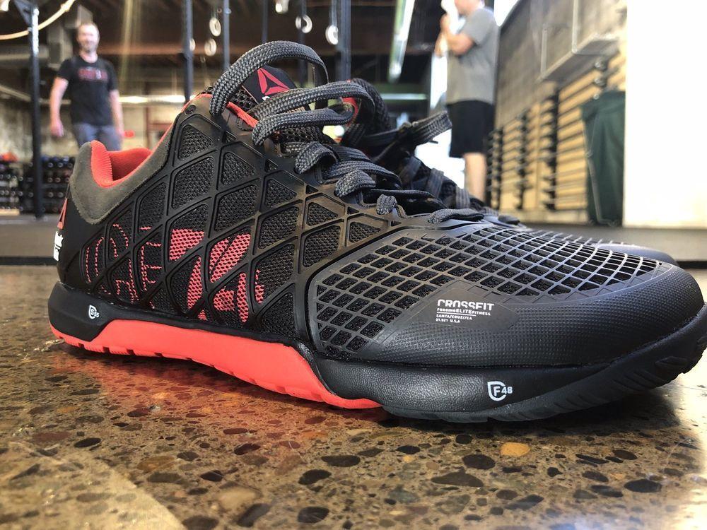 Mal Dentro Primer ministro  Reebok CrossFit Nano 4.0 CF74 Mens Size 10 Black/Red #fashion #clothing  #shoes #accessories #mensshoes #athlet… | Mens training shoes, Reebok  crossfit nano, Reebok