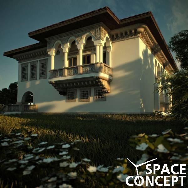 Proiect casa arhitectura clasica neoromaneasca space for Proiect casa clasica b 178 m