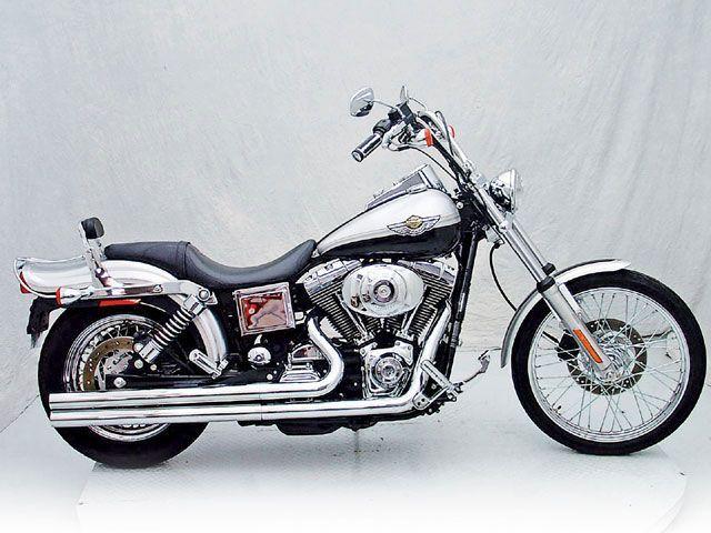 all harley wide glides   Harley Davidson Dyna Wide Glide Photo 4