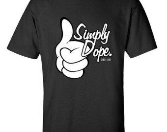 Simply Dope Men's T-Shirt