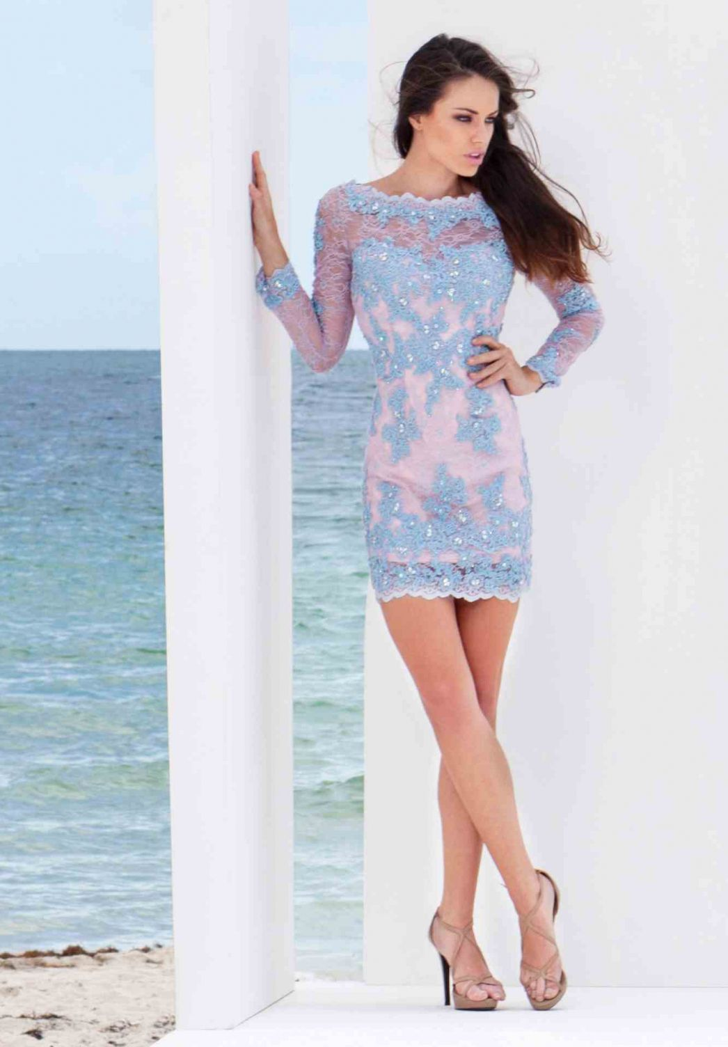 Inspirational Long Sleeve Dresses For Wedding Guest Check More At Http Svesty