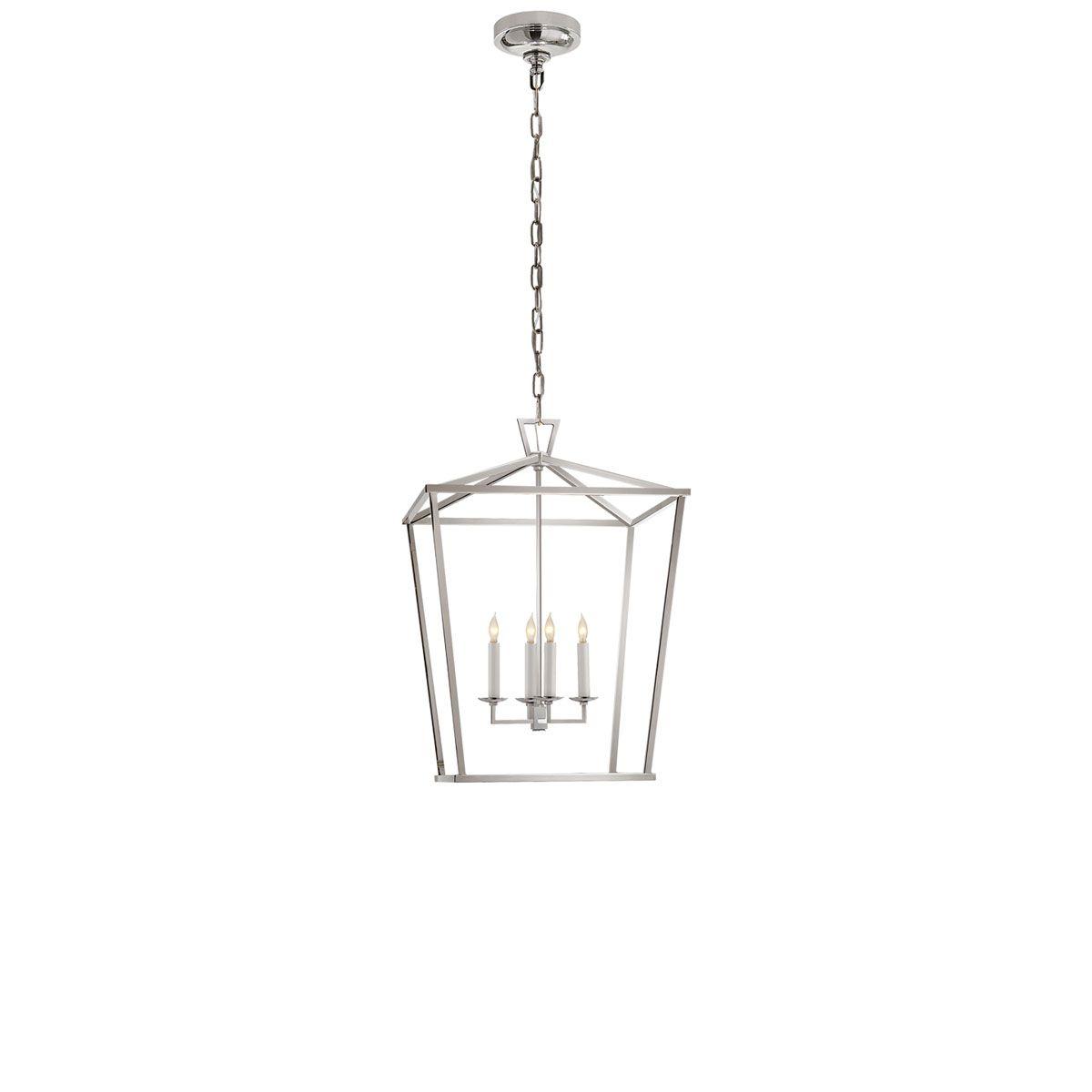 21++ Silver lantern pendant light ideas
