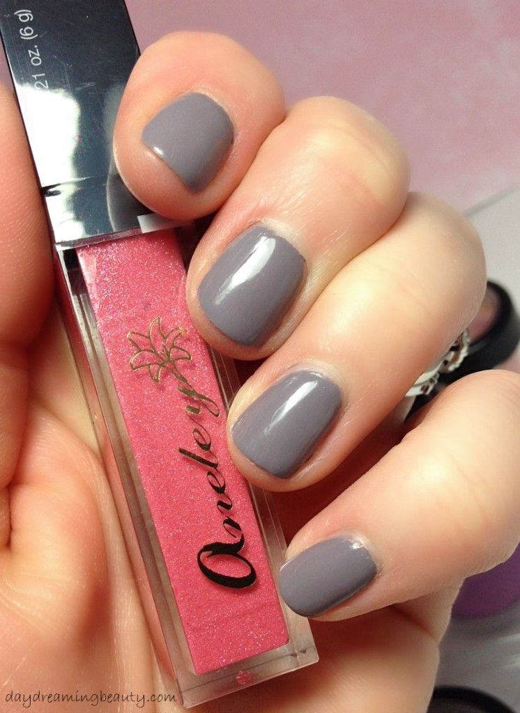 Red Carpet Manicure-Almost-Famous non gel nail lacquer via ...