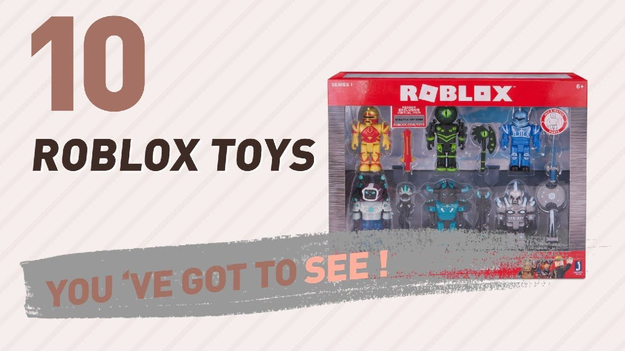 Roblox Toyscom Roblox Toys Uk Top 10 Collection New Popular 2017 In 2020 Best Kids Toys Kids Toys Toys Uk