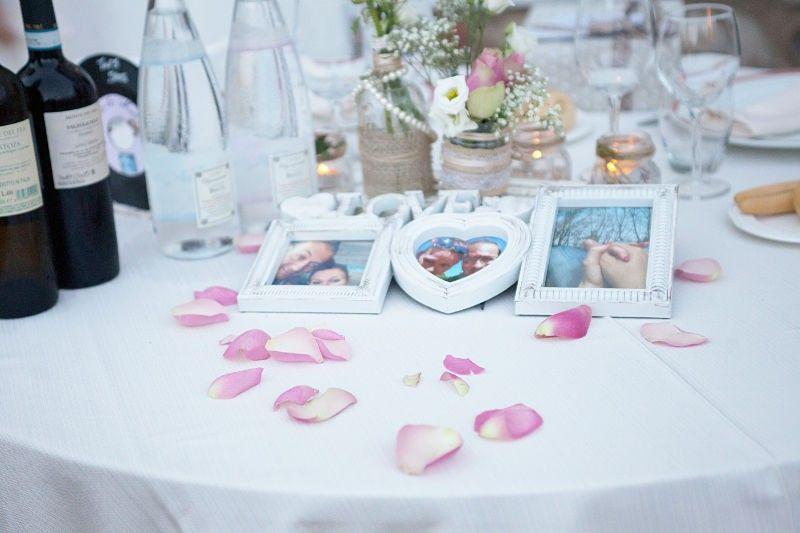 Shabby Chic Matrimonio Tavoli : Matrimonio fai da te shabby chic a tema musica allestimenti