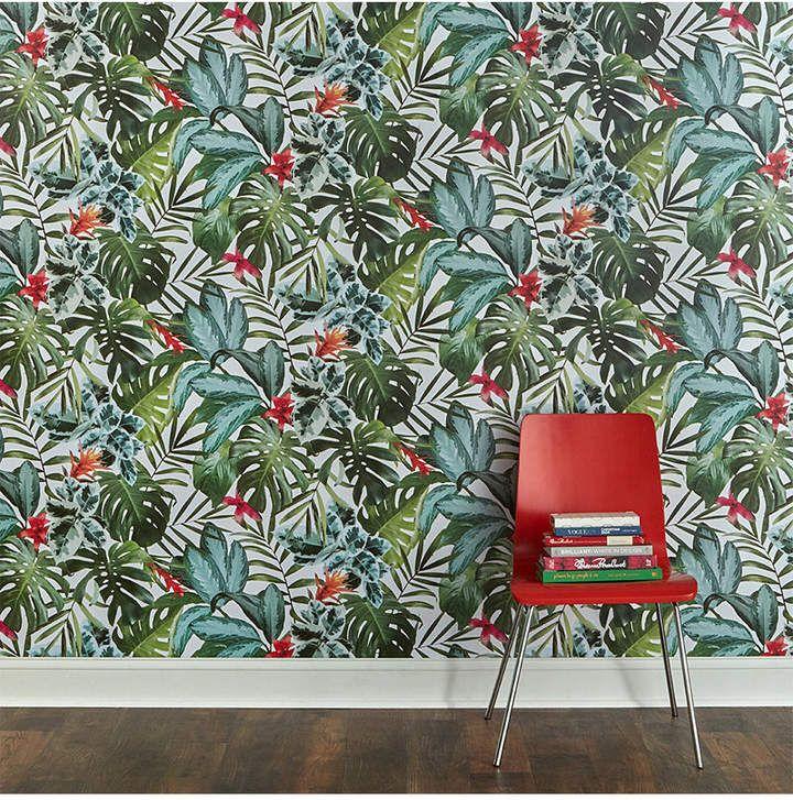 Tempaper Rainforest Self Adhesive Wallpaper Reviews Wallpaper Home Decor Macy S Removable Wallpaper Peelable Wallpaper Self Adhesive Wallpaper