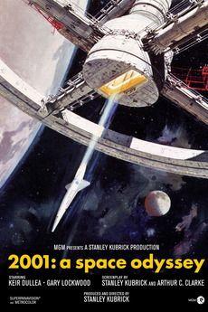 2001 A Space Odyssey 1968 2001 Odyssee Im Weltraum Stanley Kubrick Odyssee Im Weltraum