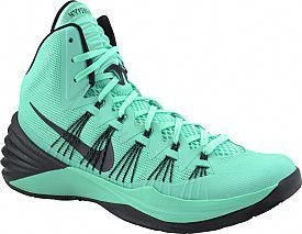 competitive price c32b8 129ab NIKE Men s Hyperdunk 2013 Mid Basketball Shoes  LogoBasketball
