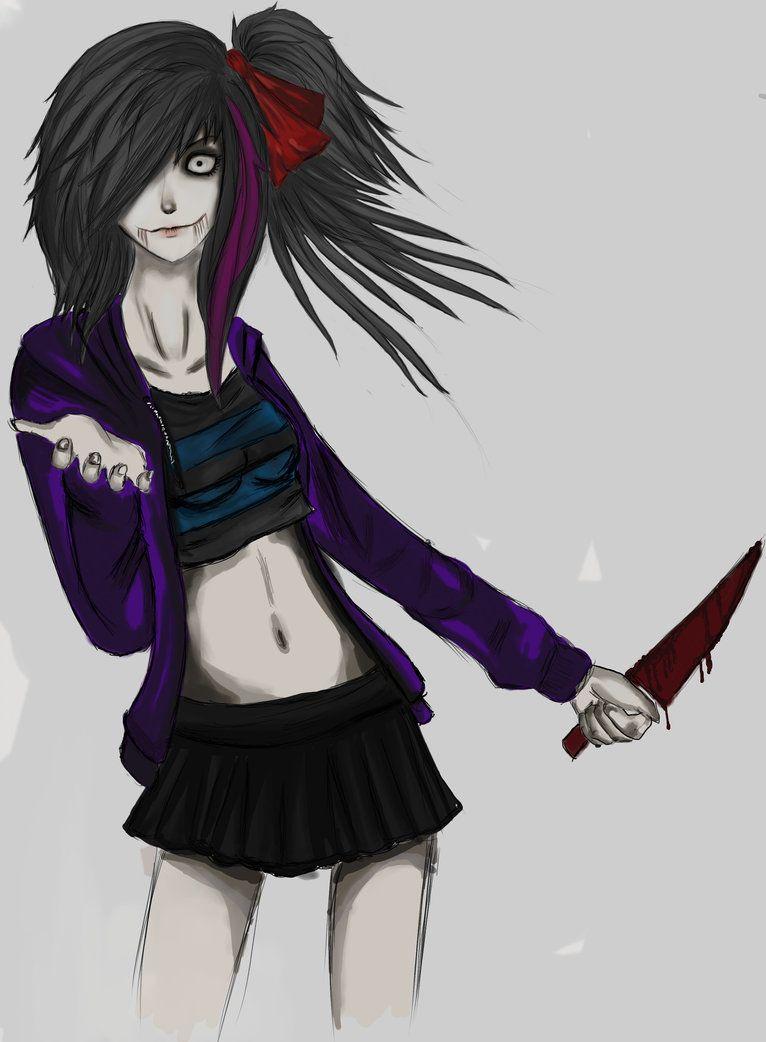 Nina the Killer | Creepypastas | Pinterest | Creepypasta