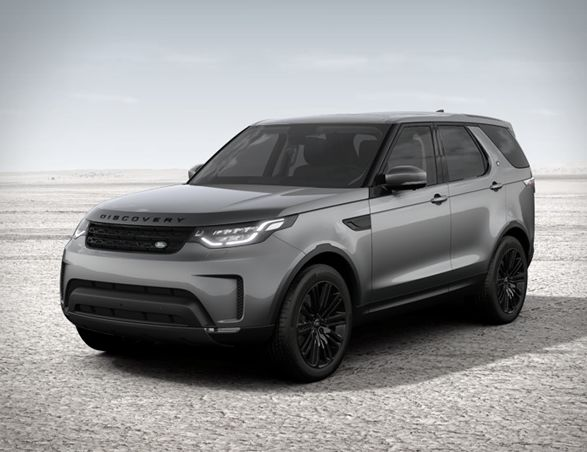 2017 Land Rover Discovery Land Rover Discovery Land Rover Land Rover Discovery Sport