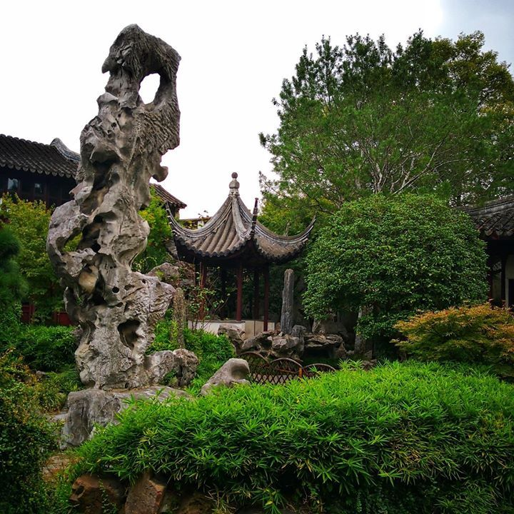 #DidYouKnow: In contrast to the buildings, the Chinese ...