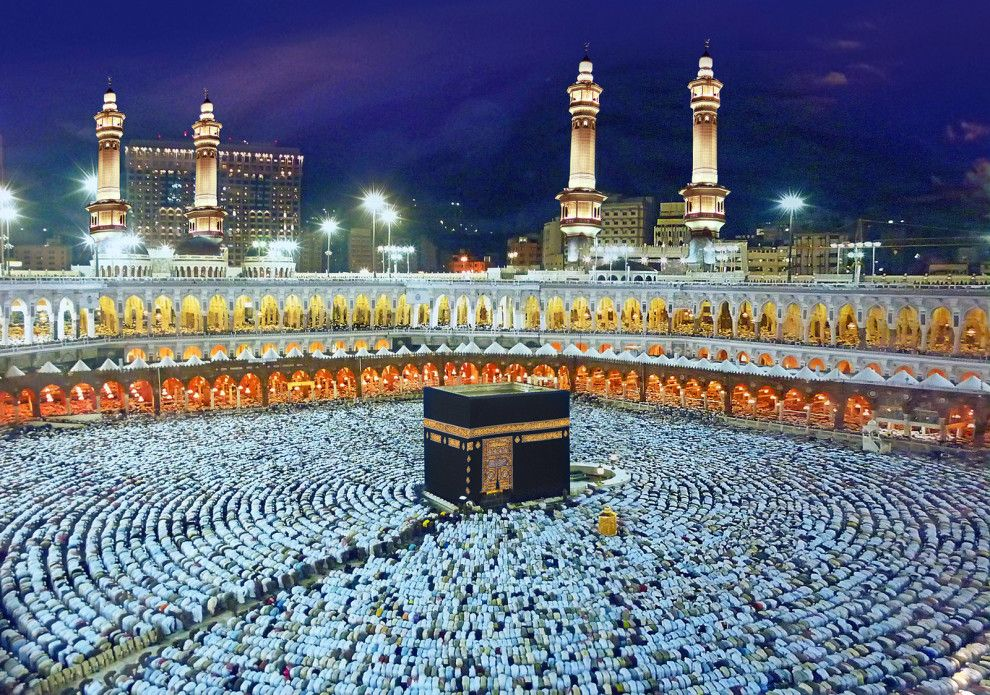 17 Absolutely Stunning Mosques From Around The World Mecca Wallpaper Mosque Masjid Al Haram