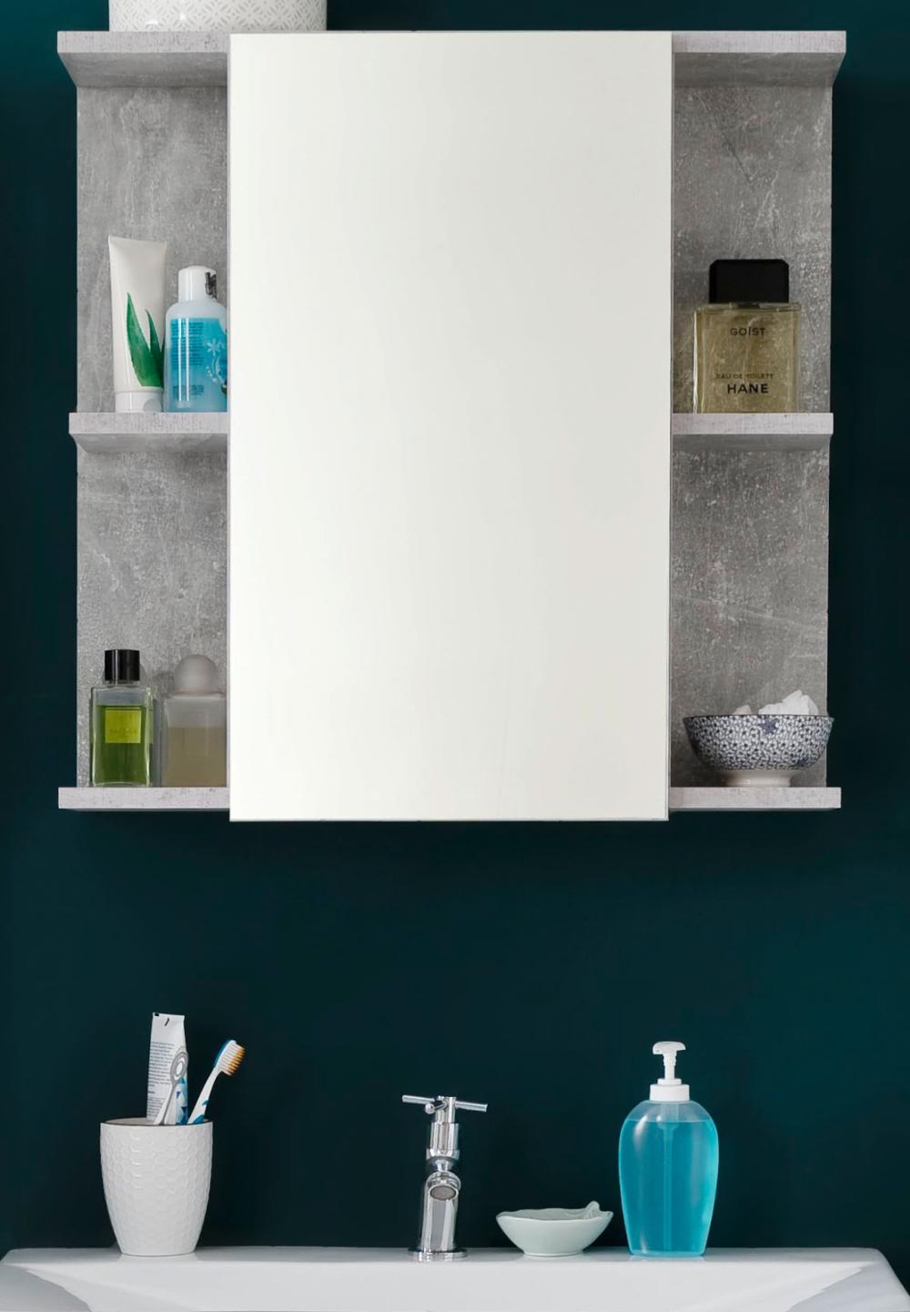 Spiegelschrank Badezimmerschrank Badmobel Real In 2020 Spiegelschrank Badezimmer Einrichtung Badezimmer Spiegelschrank