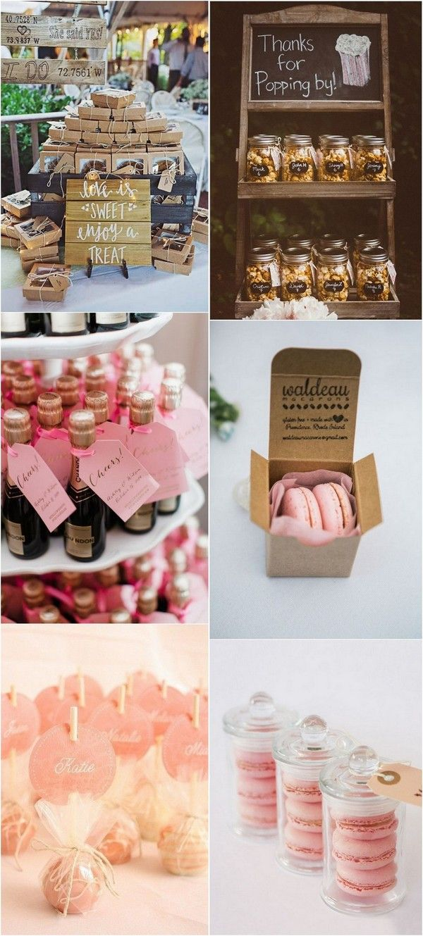 unique edible wedding favor ideas in wedding ideas