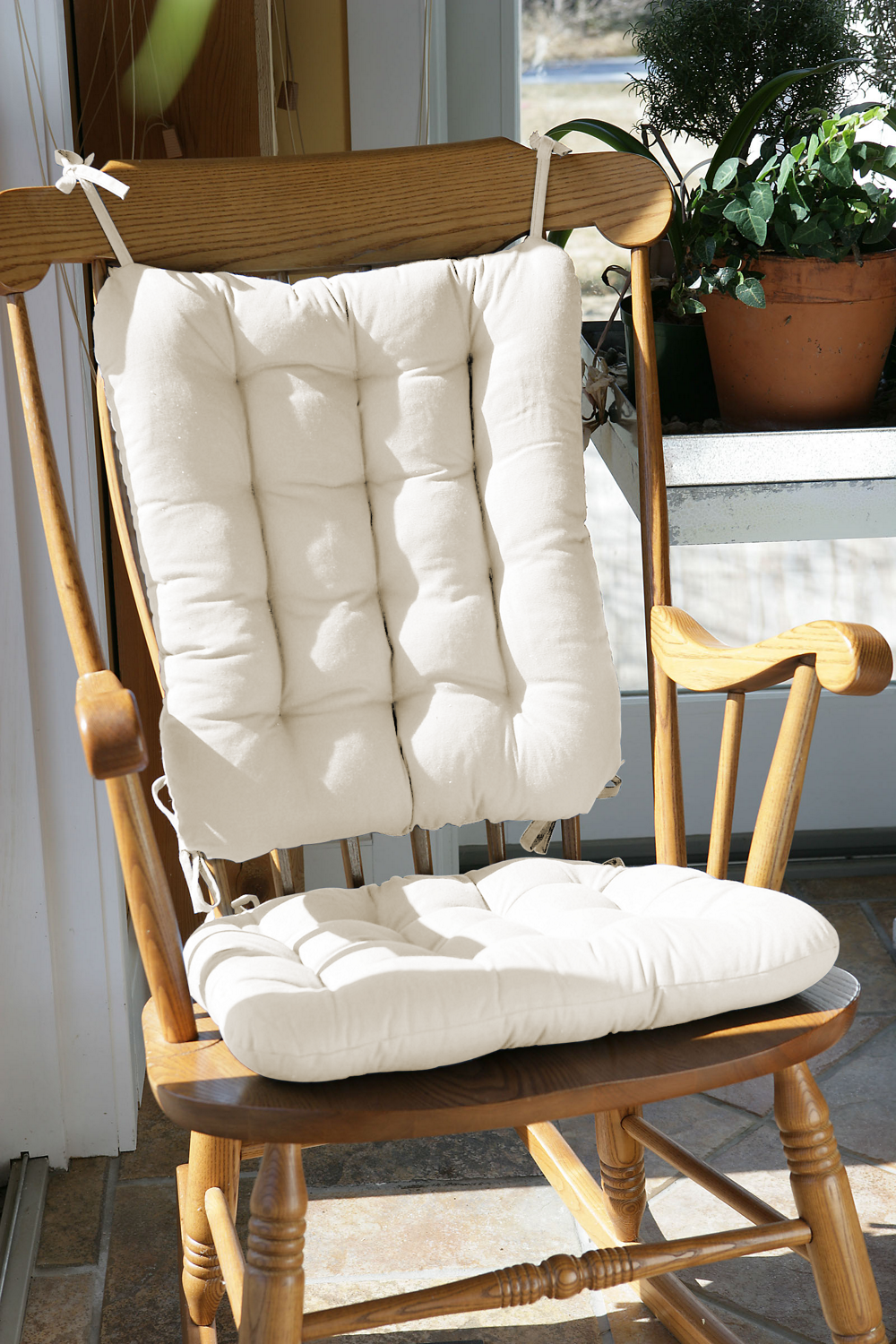 Make Your Seating More Comfortable With Our Chair Pads And Cushions. Shop  For Rocking Chair Pads And Couch Covers In Beautiful Solids And Patterns.