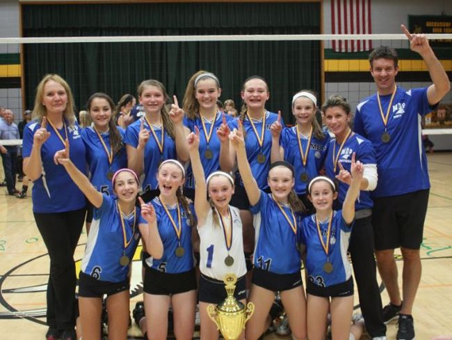 Mother Of Divine Providence Girls Take Cyo Volleyball Title Http Catholicphilly Com 2013 11 Local News Sports Mother Of Div Divine Providence Volleyball Girl