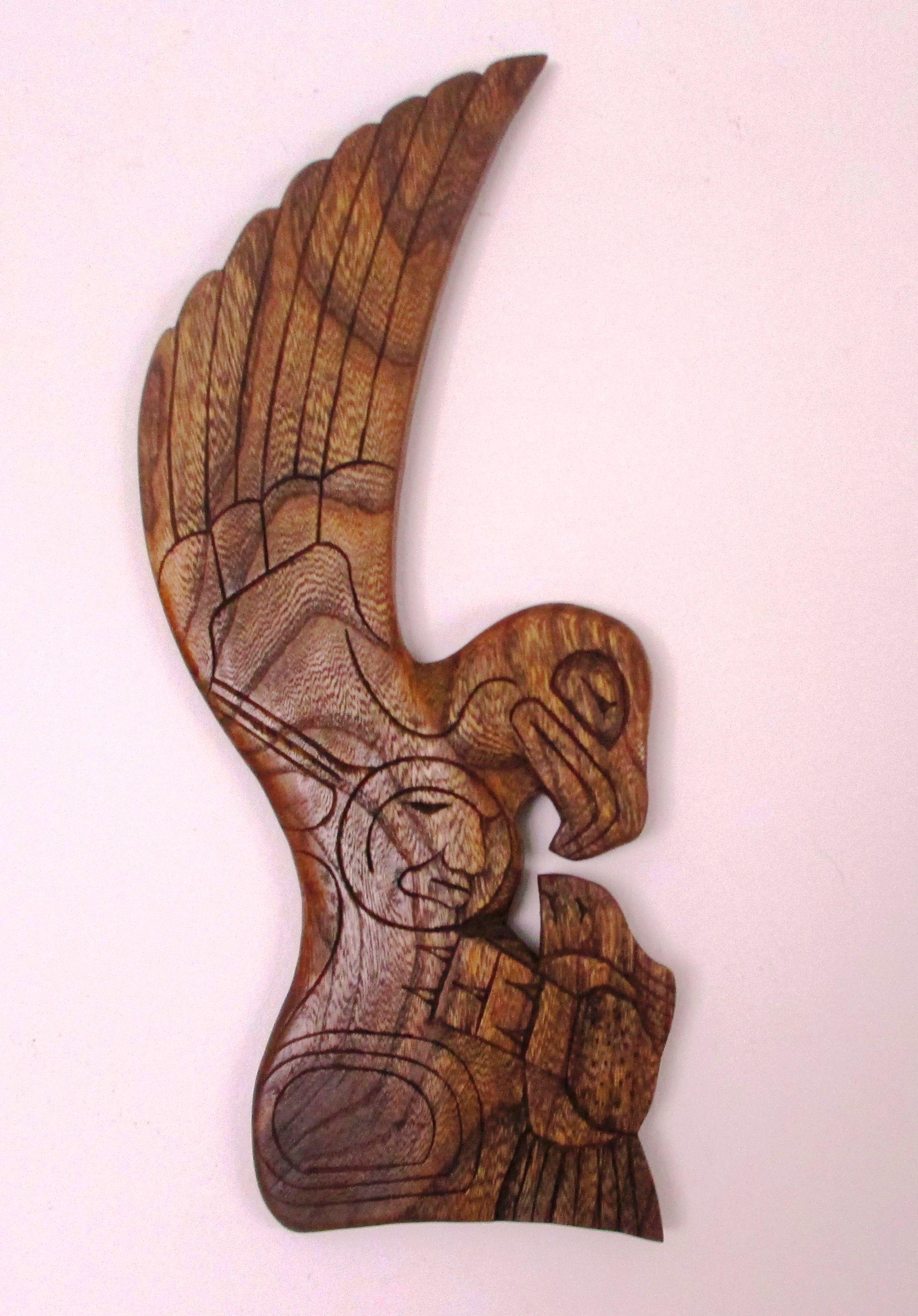 Orel-Eagle,koshtan-chesnut,15x45sm