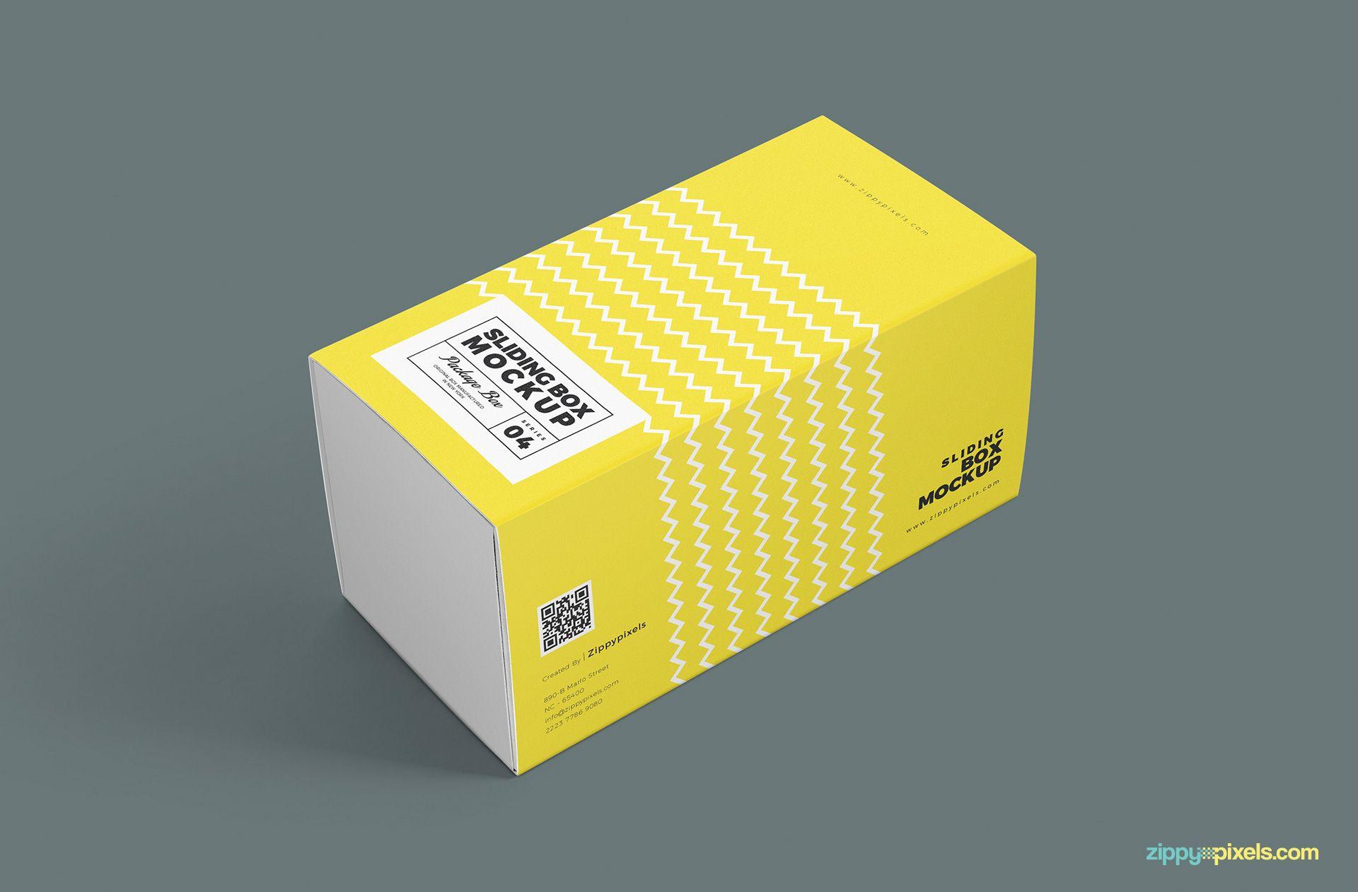 Download 3 Free Cardboard Drawer Box Mockups Zippypixels Box Mockup Cardboard Box Crafts Drawer Box