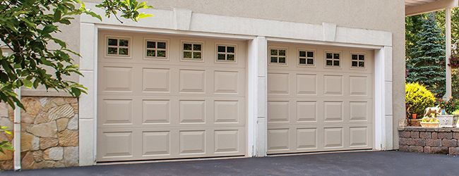 Model 870 Durafirm Collection A Vinyl Garage Door With Ultimate