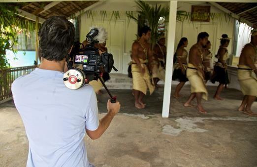 Filming A Sinking Nation by Graham Sheldon : Zacuto