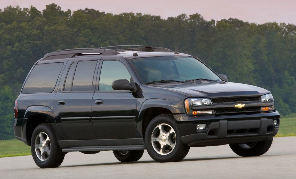 2003 Chevy Trailblazer Ext Lt Chevy Trailblazer Chevrolet Trailblazer Chevrolet