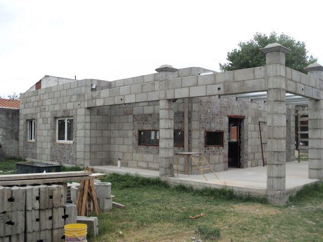Construccion de viviendas industrializadas con bloques de for Construccion casas hormigon