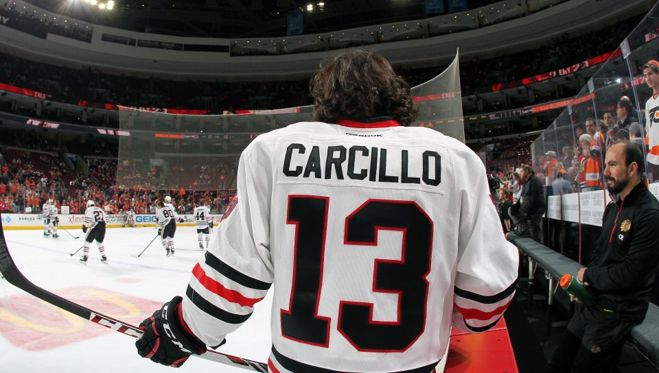Daniel Carcillo ponders retirement (and helping others