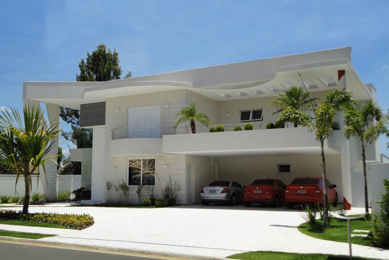 Decor salteado   blog de decoração e arquitetura : 40 fachadas de ...