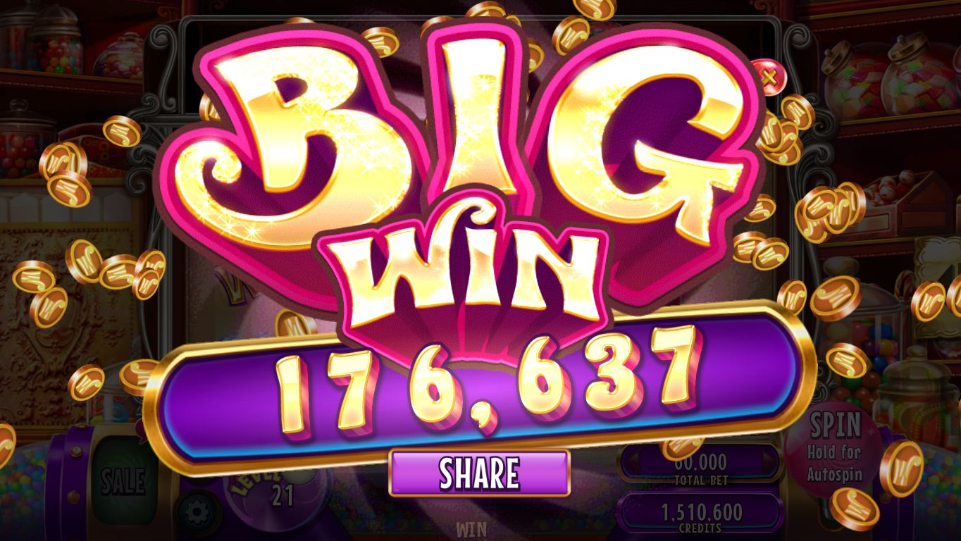 I just won 762,000 Credits! Join me to WIN BIG in