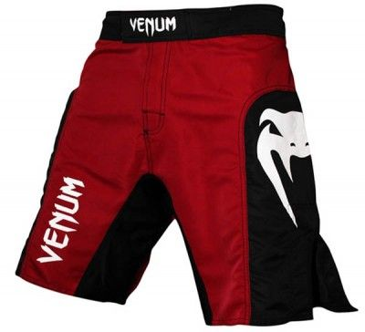 Venum Elite Ufc Edition Mma Fight Shorts Red Black Martial Arts Equipment Martial Arts Supplies Boxing Kung Fu Mma Fight Shorts Fight Wear Fight Shorts