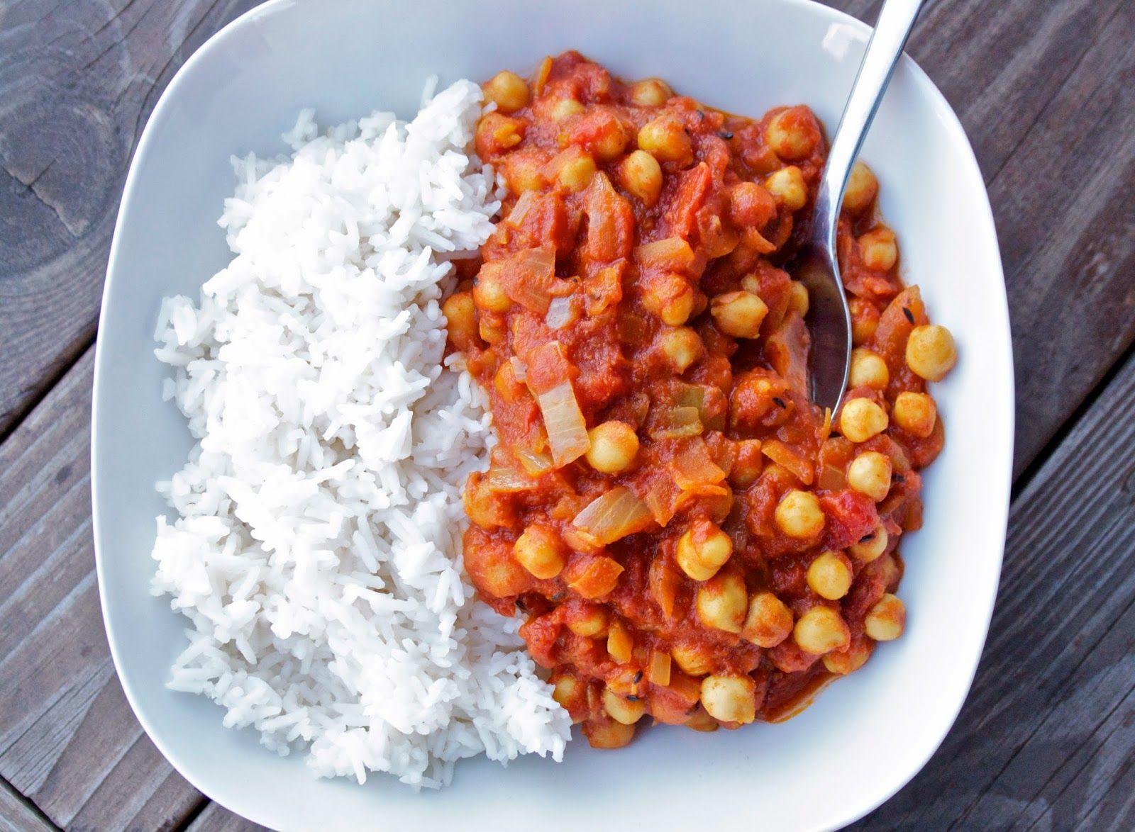 Vegan Chana masala | Kvennablaðið