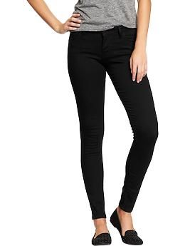256409eb12 Old Navy Womens The Rockstar Mid-Rise Skinny Jeans...maybe the best ...