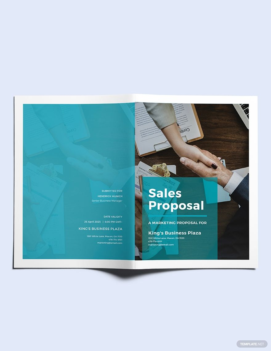 Sales Proposal Template Free Pdf Indesign Word Apple Pages Psd Pdf Publisher Template Net Proposal Templates Sales Template Sales Proposal Microsoft word sales proposal template