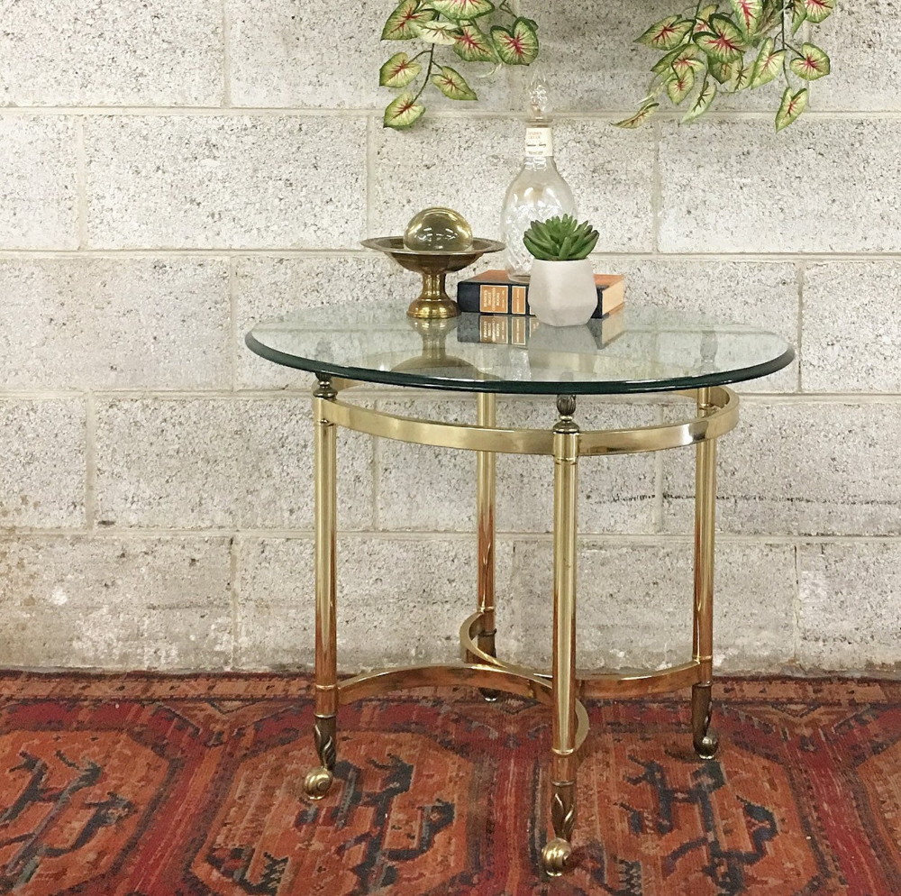 LOCAL PICKUP ONLY Vintage End Table Etsy in 2020 End