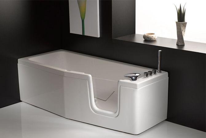 Vasca Da Bagno Uma : La lucentezza che caratterizza la superficie della vasca da bagno