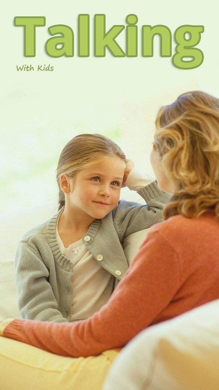 Talking With Kids | Kids Kids Parenting