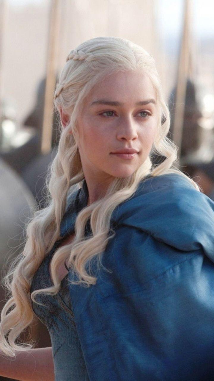Tv Show Game Of Thrones Daenerys Targaryen Emilia Clarke Mobile