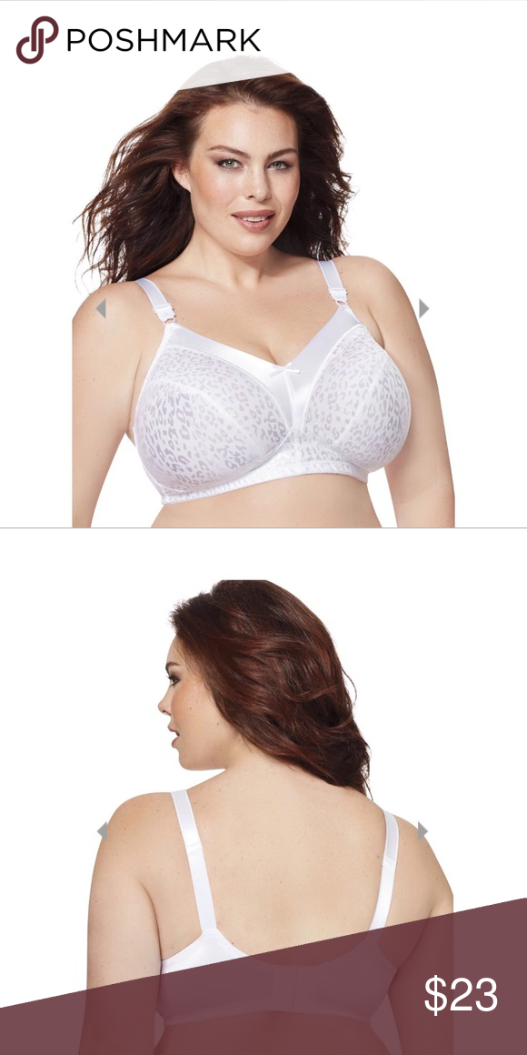 65da87d4948 NEW JMS Satin Stretch Wire Free Bra 42DDD This bra combines wirefree  comfort with shapely full. Visit