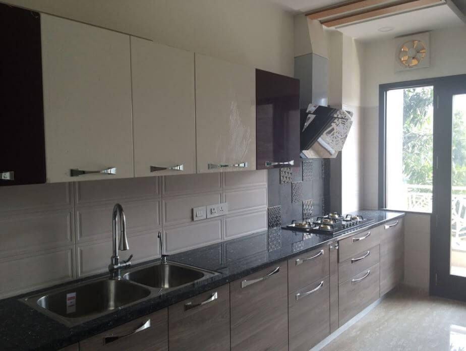 Indian Style Kitchen Design | Kitchen modular, Modular ...