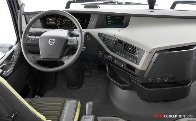 Volvo FH16 Interior Model Year 2013. | <3 trucks | Pinterest | Volvo ...