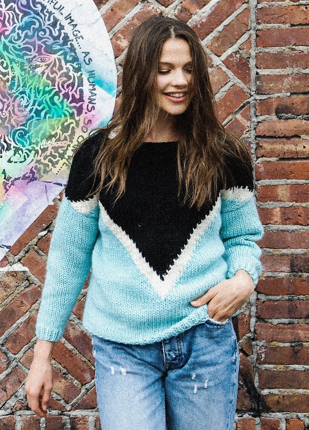 Marpha Sweater | We Are Knitters