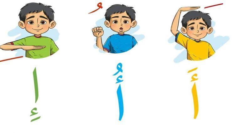 بطاقات مميزة لتعليم الحروف الهجائية مع الحركات القصيرة المعلمة أسماء Arabic Alphabet For Kids Arabic Kids Islamic Kids Activities