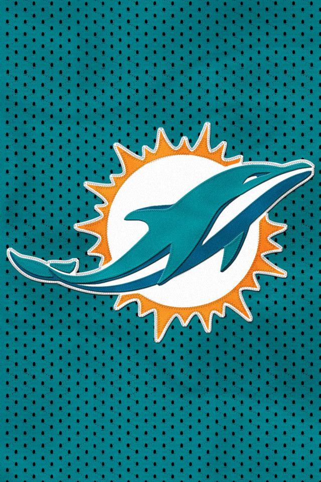 Miami Dolphins iPhone wallpaper Miami Dolfans