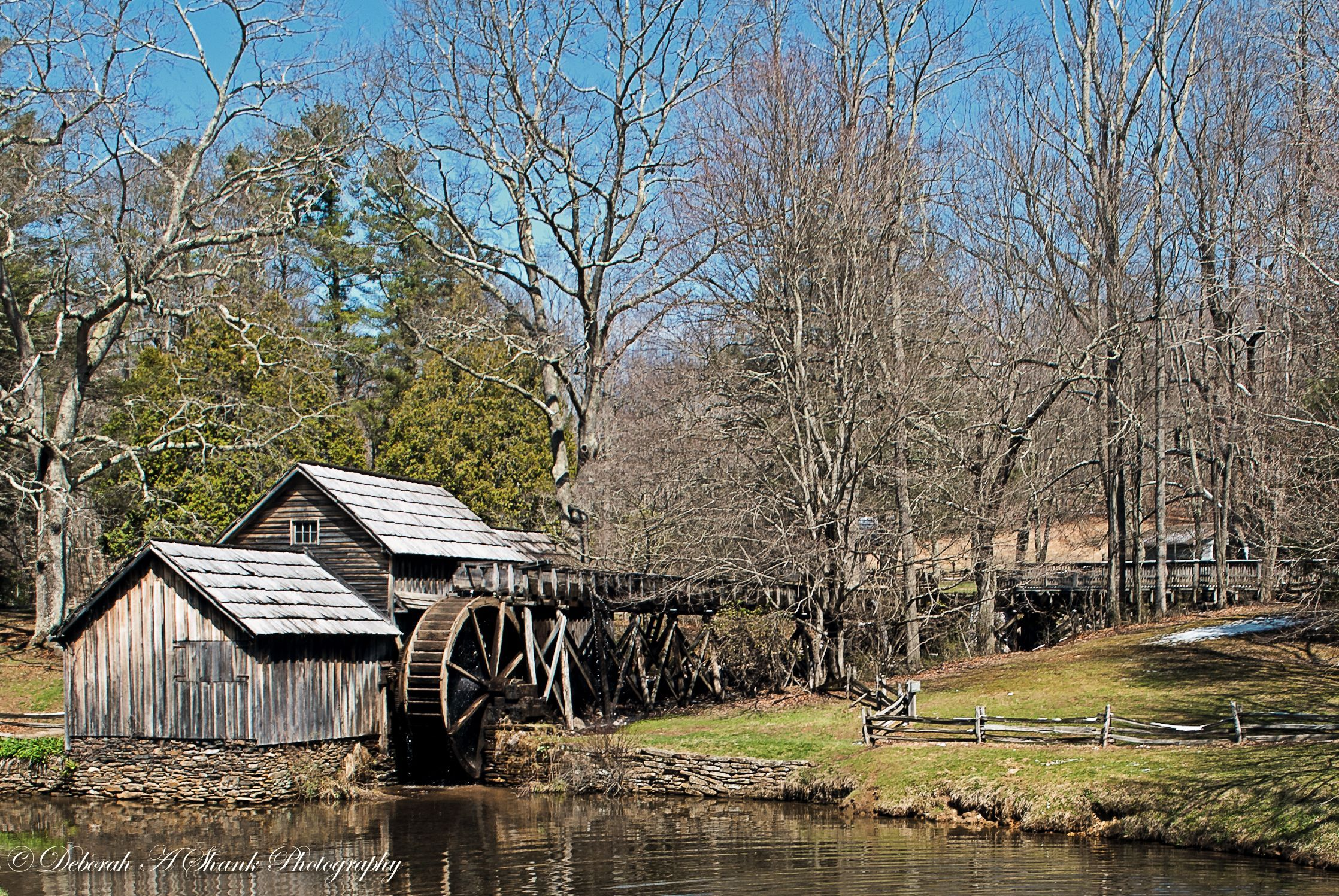 Mabry Mill on the Blueridge Parkway in Virginia. #blueridgeparkway Mabry Mill on the Blueridge Parkway in Virginia. #blueridgeparkway