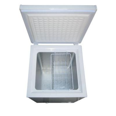 Magic Chef 3 5 Cu Ft Chest Freezer In White Hmcf35w2 The Home Depot Chest Freezer Magic Chef Hand Washing Station