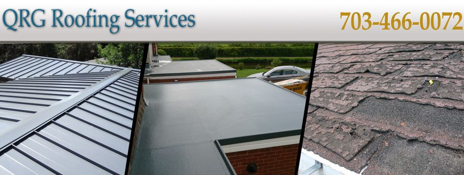 We are a full service roofing company that is also