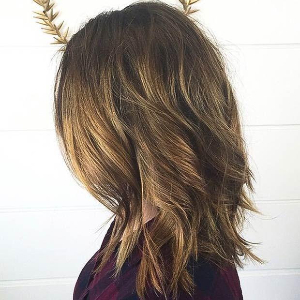 47 Hot Long Bob Haircuts and Hair Color Ideas | Long bob haircuts ...