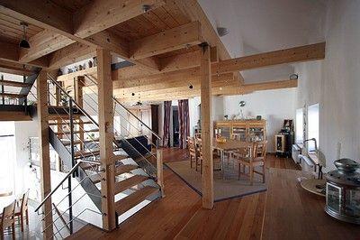 scheune zum wohnhaus ausgebaut scheune in 2019 pinterest. Black Bedroom Furniture Sets. Home Design Ideas