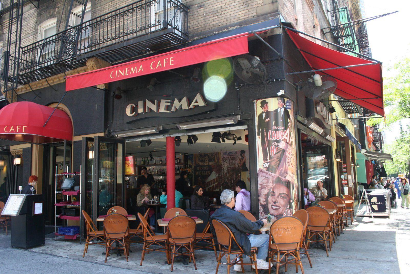 Dog Friendly Restaurants in New York, NY, US | travel ideas | Cafe