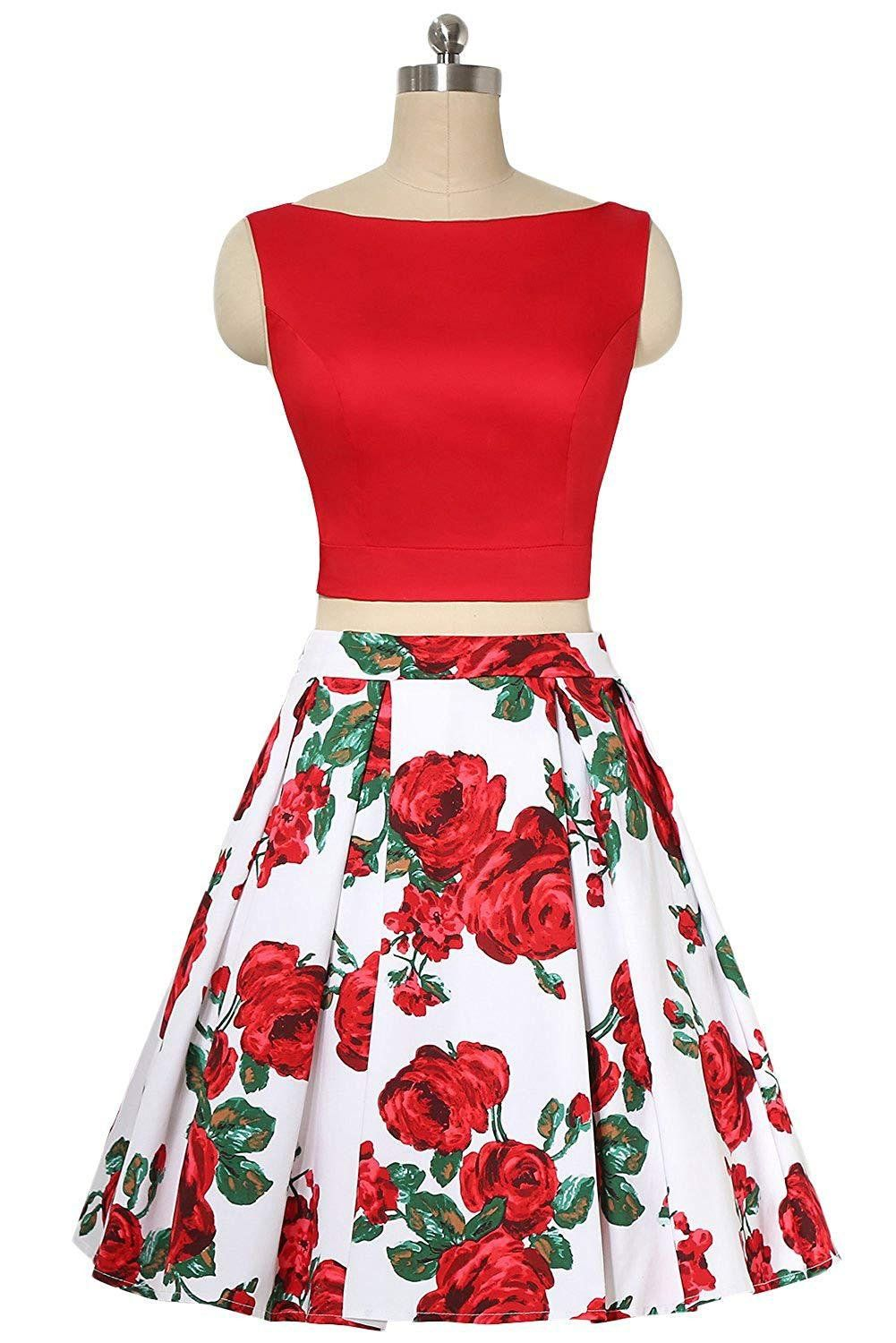 e6b90af524e 2018 Womens Homecoming Dresses Short Two Piece Cocktail Gowns ...